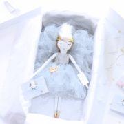 poupée, bambola, кукла, handmade, lafrançaise.paris, lafrançaise, lafrancaise, doll, luxe, tutu, baby, paris, france, princesse, beautiful, gift, present, chic, Christmas, packaging