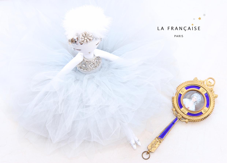 poupée, bambola, кукла, handmade, lafrançaise.paris, lafrançaise, lafrancaise, doll, luxe, tutu, baby, paris, france, princesse, beautiful, gift, present, chic, Christmas