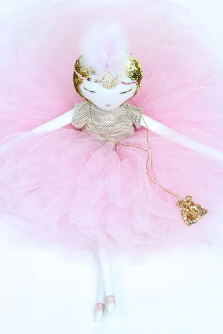 Lénora кукла handmade lafrançaise.paris lafrançaise doll lafrancaise La Francaise La Française luxe tutu baby paris present