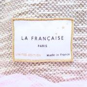 Léonore кукла handmade lafrançaise.paris lafrançaise doll lafrancaise La Francaise La Française luxe tutu baby paris present